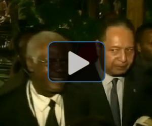 Duvalier returns to Haiti