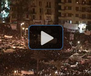 VIDEO: Mubarak to step down
