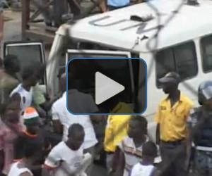 VIDEO: Violence continues in Ivory Coast