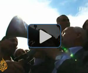 VIDEO: Tunisian opposition leader returns
