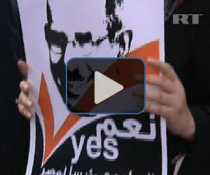 VIDEO: ElBaradei joins protests