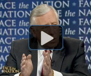 Watch the clip from Face the Nation