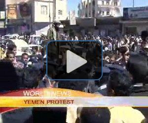 Protests grow in Yemen