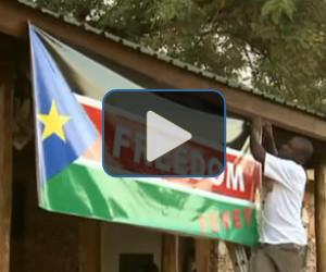 VIDEO: S. Sudan votes for independence